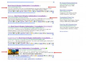 how to get high google ranking