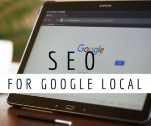 SEO for Google Local
