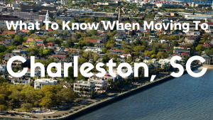moving to charleston sc where to live