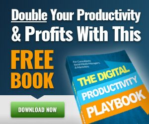 what is digital productivity